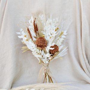 banksia bridal bouquet